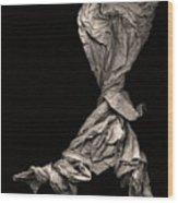 Dancer Two Wood Print