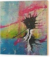 Dancing Anne Wood Print