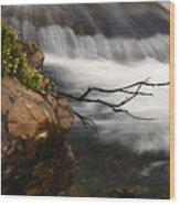 Dancing Waters 3 Wood Print