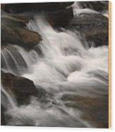 Dancing Waters 4 Wood Print