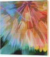 Dandelion Circus Wood Print