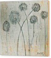 Dandies Wood Print