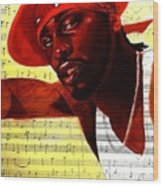 D'angelo-singer Wood Print
