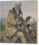 Daniel Boone (1734-1820) Wood Print