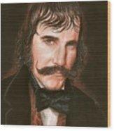Daniel Day Wood Print