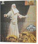 Daniel: Film, 1913 Wood Print