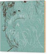 Danilo      Wood Print