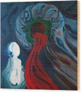 Dante Wood Print