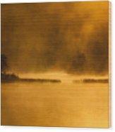 Dantes Lake #2 Wood Print