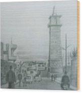 Daraa Wood Print