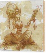 Darjeeling Wood Print