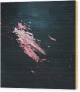 Dark Serie, Iv Wood Print by Daniel Hannih