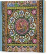 Dashavtar 1 Wood Print