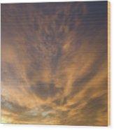 Dauphin Heavens Wood Print