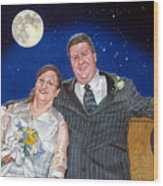 Dave And Sue Wood Print