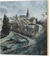 Daverdisse 78 Wood Print