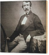 David Livingstone (1813-1873) Wood Print