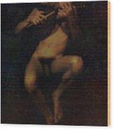 David.06 Wood Print