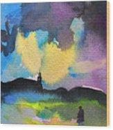 Dawn 05 Wood Print