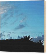 Dawn Of A New Day Treasure Coast Florida Seascape Sunrise 765 Wood Print