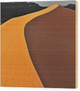 Dawn Of Inspiration Wood Print