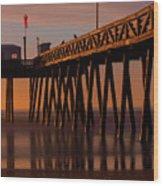 Dawn Partol Wood Print