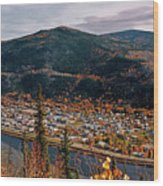 Dawson City - Yukon Wood Print