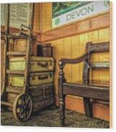 Days Away Wood Print