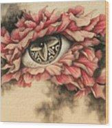 Dazzle And Blossom II Wood Print