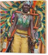 Dc Caribbean Carnival No 16 Wood Print