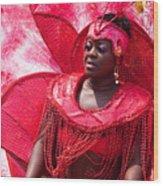 Dc Caribbean Carnival No 18 Wood Print