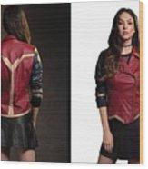 Dc Comics Wonder Woman Jacket Wood Print