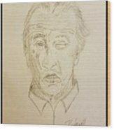 De Niro  Wood Print