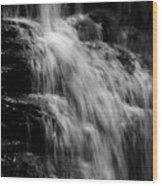 De Soto Falls 2 Wood Print