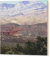 Death Valley 1 Wood Print
