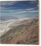 Death Valley 10 Wood Print