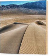 Death Valley 12 Wood Print