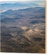 Death Valley 18 Wood Print
