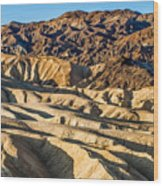 Death Valley 19 Wood Print