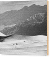 Death Valley 1977 Wood Print