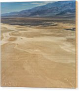 Death Valley 6 Wood Print