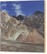 Death Valley 8 Wood Print