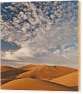 Death Valley 9 Wood Print