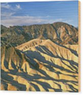 Death Valley National Park, California Wood Print