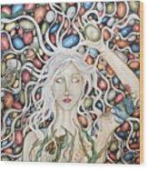 Deception Pass Wood Print