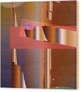 Decisions Wood Print
