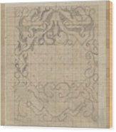 Decorative Design, Carel Adolph Lion Cachet, 1874 - 1945 Sv Wood Print