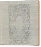 Decorative Design, Carel Adolph Lion Cachet, 1874 - 1945 Te Wood Print