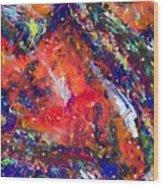 Deep Space 15-21 Wood Print