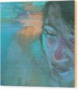 Deep Submerge 2 Wood Print